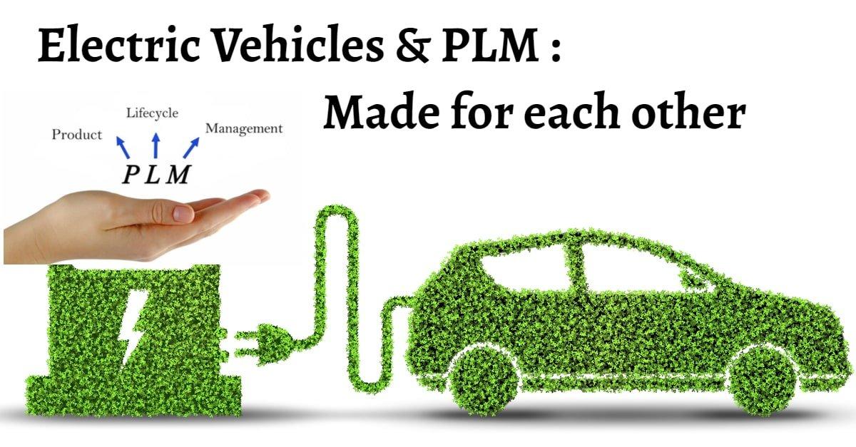 Electric Vehicles PLM