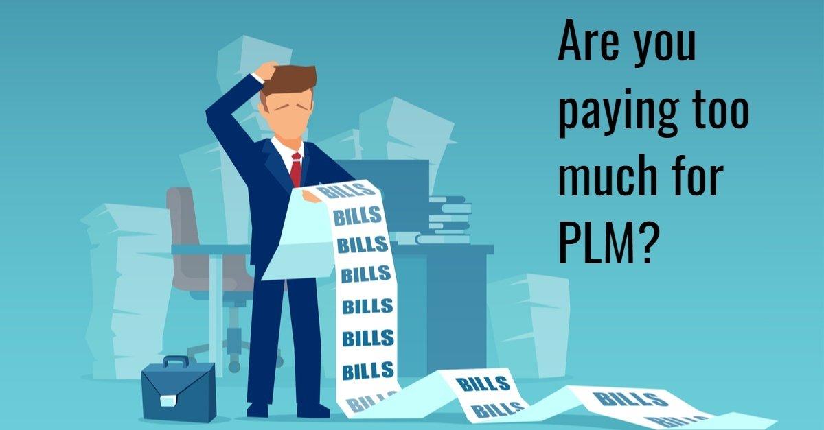 PLM cost
