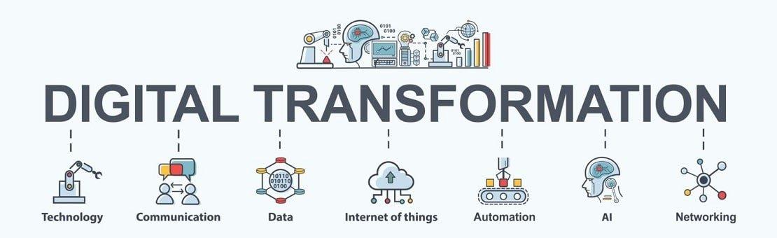 digital transformation-services