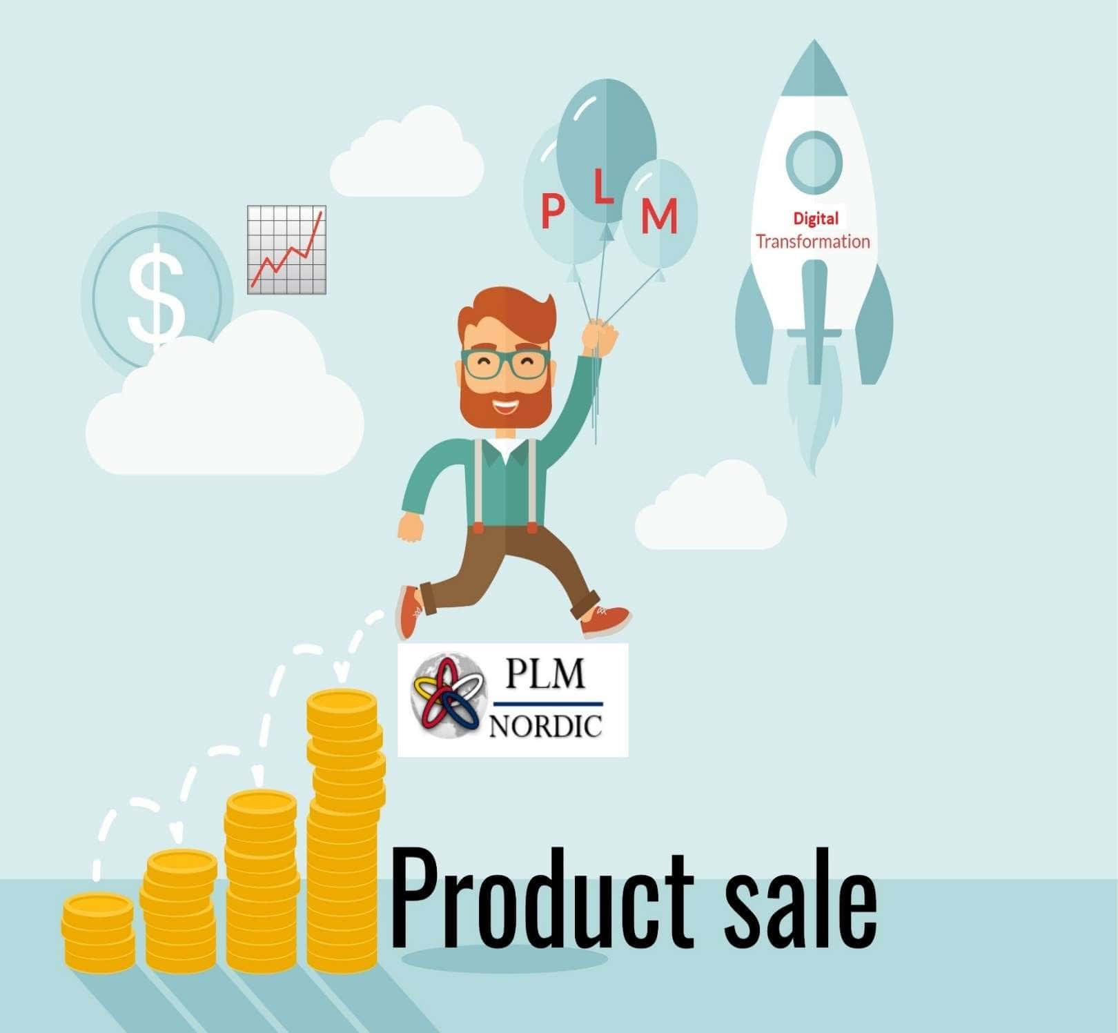 increase sales with plm