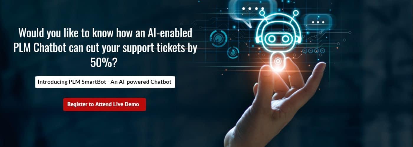 Webinar on AI-enabled plm chatbot